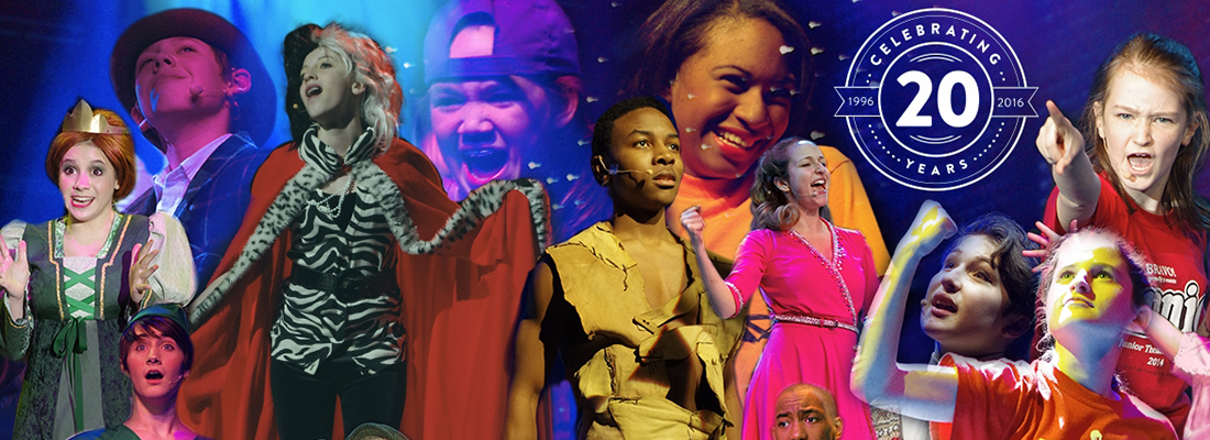 Celebrate Broadway Junior's 20th Anniversary