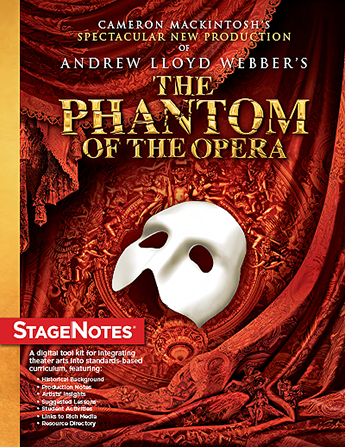 Stage Notes - The Phantom of the Opera